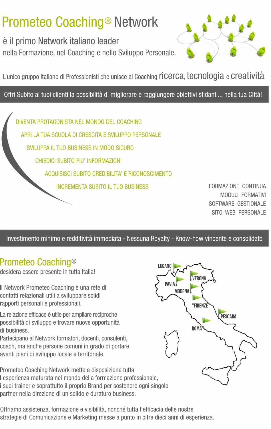 Network Prometeo Coaching