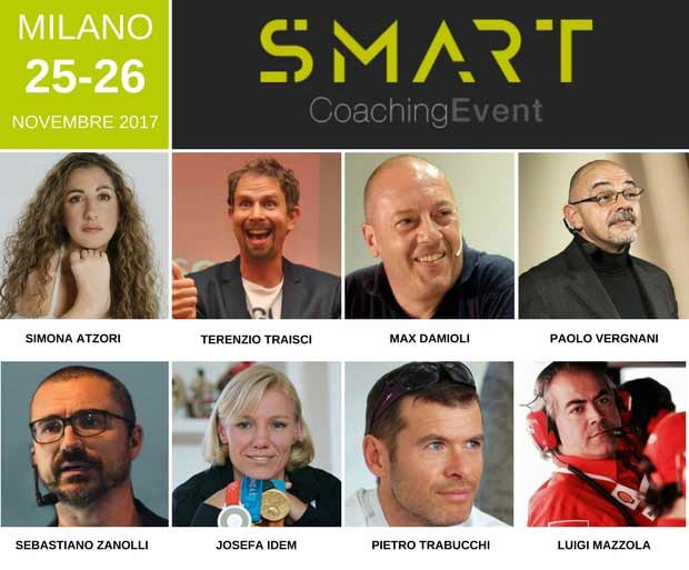 Scuola di Coaching - SMART  Coaching Event
