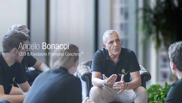angelo bonacci ceo promete coaching
