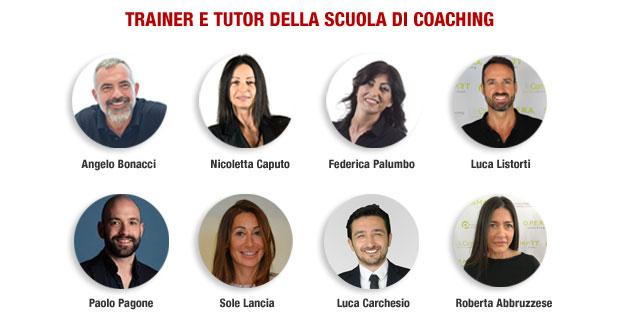trainer della scuola di coaching