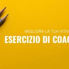 Esercizio di Coaching – Progettare il Futuro