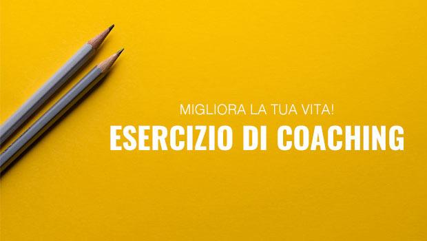 Esercizio di Coaching