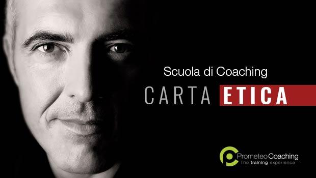 Scuola di Coaching - Carta Etica