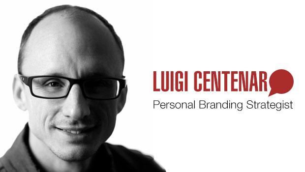 Personal Branding | Luigi Centenaro