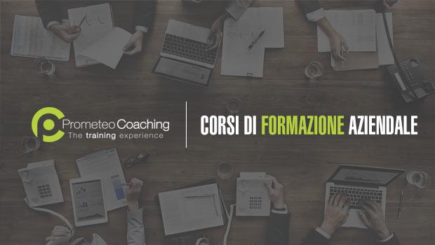 Formazione Aziendale | Prometeo Coaching