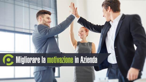 Motivazione in Azienda | Prometeo Coaching