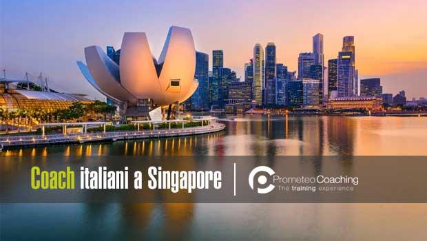 Coach italiani da Singapore | Eccellenza Prometeo Coaching