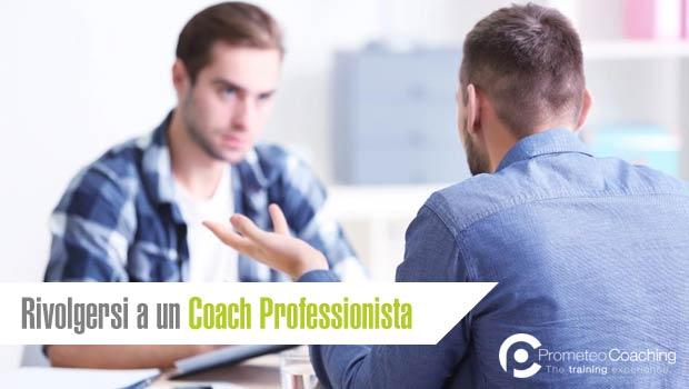 Rivolgersi a un Coach Professionista | Prometeo Coaching