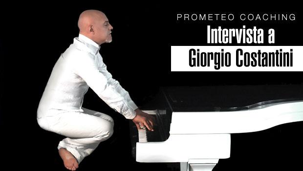 Giorgio Costantini – L'intervista di Prometeo Coaching