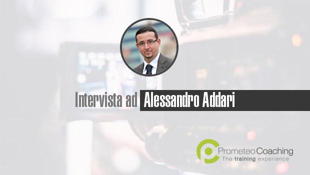Alessandro Addari | L'intervista di Prometeo Coaching