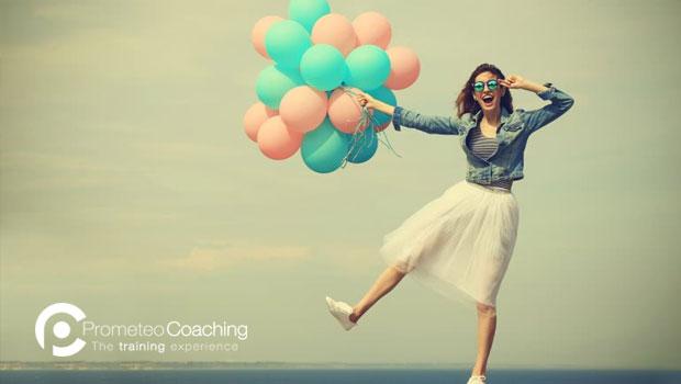La Felicità in cinque minuti | Prometeo Coaching