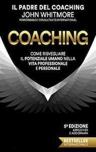 Libro Coaching di John Whitmore
