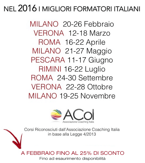 Scuola di Business Coaching