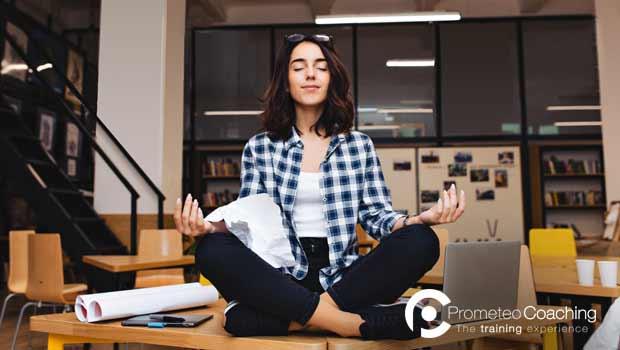 Meditare per migliorare la qualità della vita | Prometeo Coaching