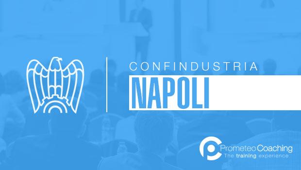 Confindustria Napoli - Seminario Prometeo Coaching