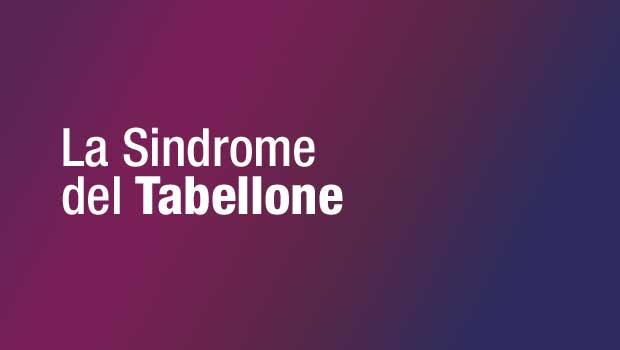 """Sport Coaching: la """"Sindrome da Tabellone"""""""