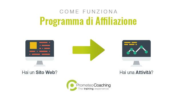 Programma di Affiliazione | Prometeo Coaching