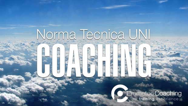 Norma Italiana sul Coaching UNI 11601