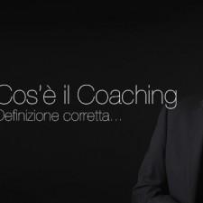 #4 – Definizione Corretta del Coaching