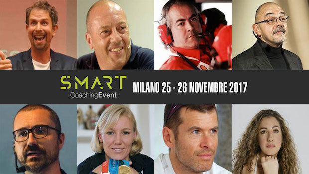 SMART Coaching Event – Il più autorevole Evento Formativo sul Coaching