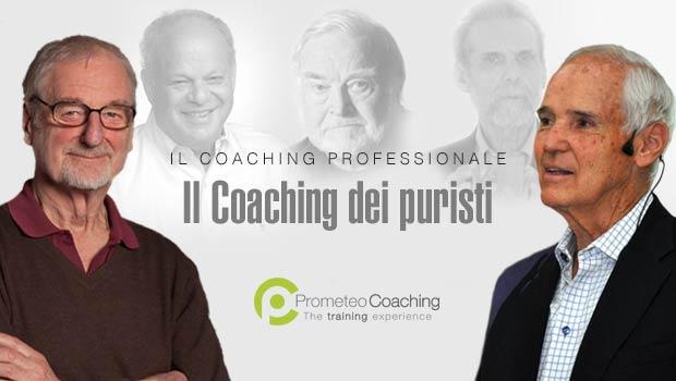 Il Coaching Professionale è il Coaching dei Puristi
