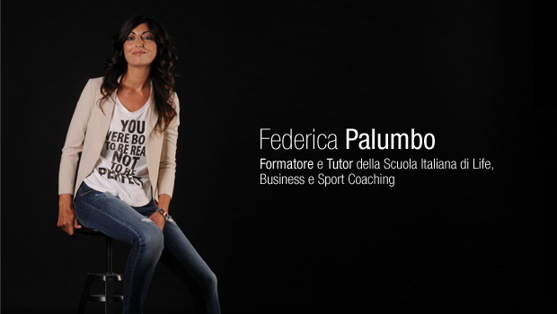 Federica Palumbo tutor scuola di life business sport coaching