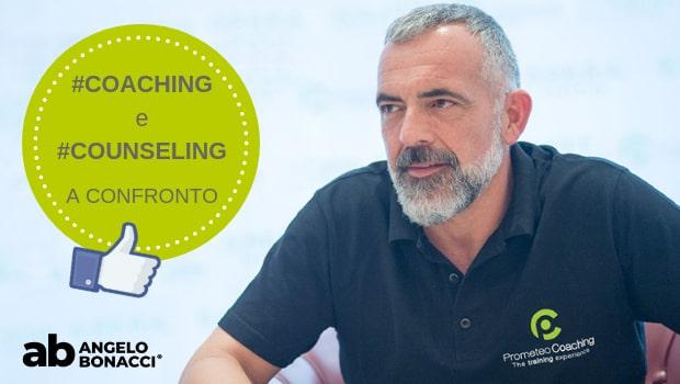 Coaching e Counseling a confronto: differenze, analogie, affinità