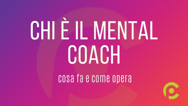 chi è il mental coach